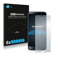 6x Protector Pantalla para Elephone S7 Pelicula Protectora Transparente