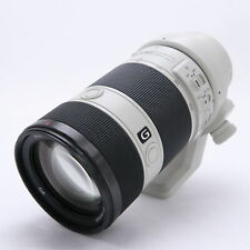 SONY FE 70-200mm F/4 G OSS SEL70200G (for SONY E mount) #300