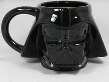 Vandor Star Wars Darth Vader Sculpted Ceramic Mug, Coffee Tea Cup Disney