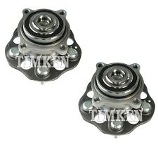 Pair Set of 2 Rear Timken Wheel Bearing and Hub Kit for Honda Odyssey 05-17 FWD