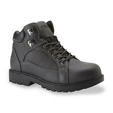 Mens Work Boot 5 inch Classic Outdoor Heavy Duty Hiking Boot Blk - Size 10 New