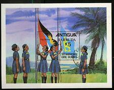 Antigua   1981   Scott #632   Mint Lightly Hinged Souvenier Sheet