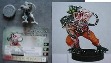 FIGURINE QUASIMODO EXO FORM ZOMBIE  MINIATURE SEDITION WARS/17