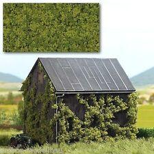 (119,73€/m²) BUSCH 7345 Foliage, 2-farbig hellgrün, 150 x 250 mm, Neu