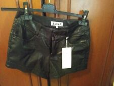 hot pants shorts leather fetish biker punk gothic rock metal gothic