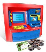Alex Toys Zillionz Junior ATM Machine Savings Bank Ages 4+ Toy Boys Money Draw