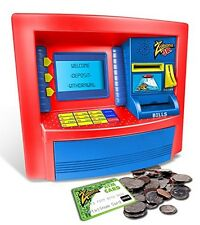 Alex Toys Zillionz Junior ATM Machine Savings Bank Ages 4+ Toy Boys Money Draw