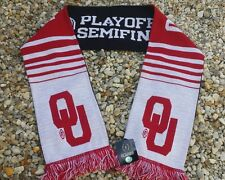 Oklahoma Sooners 2015-2016 College Football Playoff Scarf Orange Bowl Scarf  CFP