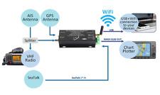 QK-A027 Wireless AIS Receiver with GPS + SeaTalk Converter