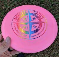 First Run Star AviarX3 Disc Golf Innova Proto Rainbow Stamp