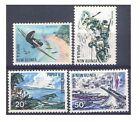 Papua New Guinea 1967 PACIFIC WAR Set(4) Unhinged Mint SG 117-120