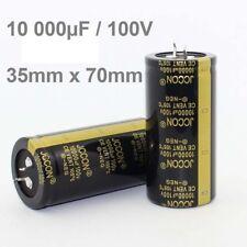 10000uF 100V High Frequency Snap in Electrolytic Capacitors LOW ESR Kondensator