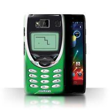 Étuis, housses et coques verts Motorola pour téléphone mobile et assistant personnel (PDA) Motorola