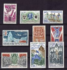 LOT DE TIMBRES N° 1571/1572/1573/1574/1575/15761577/1578/1579 NEUF**