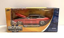 Jada 69 1969 Chevy Chevelle SS Bigtime Muscle Detailed Chevrolet Car 1:24 Red