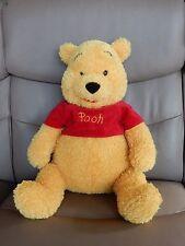 "Disney World Winnie the Pooh Shaggy 26"" Stuffed Animal"