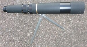 Bausch & Lomb Discovery Zoom Telescope 15-30 x 60mm.