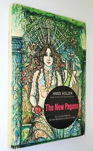 The New Pagans by Hans Holzer 1972 BCE Hardcover