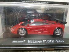 McLaren F1 GTR 1995 Colección Supercars Salvat 1:43