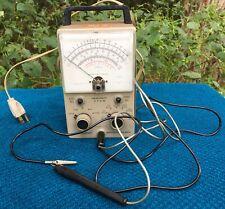 Heathkit Vtvm Model Im 18 Vacuum Tube Voltmeter