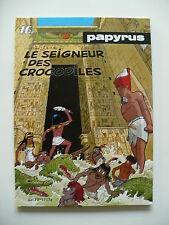 EO 1993 (très bel état) - Papyrus 16 (le seigneur des crocodiles) - De Gieter