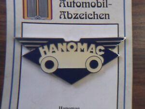 Mercedes Benz Hanomag Dash Badge LTD.ED. By Faszination (Rare!)