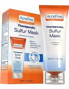 Acne Treatment for Clearing Acne, 1.7 oz, Absorbing Excess Oil and...