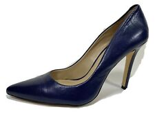 Saks Fifth Avenue Cathy Leather Pumps Heels Womens 9 M