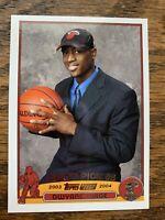 2003 Topps Dwyane Wade #225 Draft Picks Rookie HOF Heat