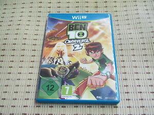 Ben 10 Omniverse 2 für Nintendo Wii U *OVP*