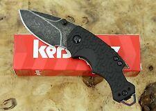 * 8700 BLACK Kershaw Shuffle multi-function folding pocket knife *NEW* in a box