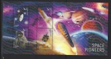 NEW ZEALAND 2019 SPACE PIONEERS LENTICULAR MINIATURE SHEET UNMOUNTED MINT, MNH
