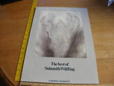 Best of Sulamith Wulfing 1977 VINTAGE art calendar German Verkerke