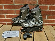 Pair of X-Treme Limits In-line Skates/Roller Blades Us Size 5 New