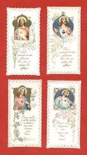 santini merlettati-holy cards lace-canivets-spitzebildichen LOTTO N.240