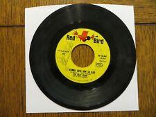 "The Jelly Beans – I Wanna Love Him So Bad - 1964 - Red Bird RB 10-003 7"" Single"