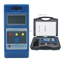 WT10A LCD Tesla Meter Gaussmeter Surface Magnetic Field Tester Ns Function
