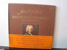 TELEFUNKEN: BACH Das Kantatenwerk Complete Canatas Double LP Box FREE UK POST