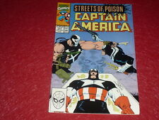 [BD COMICS MARVEL USA] CAPTAIN AMERICA # 377 - 1990