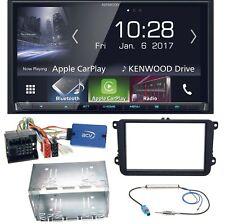 Kenwood DMX-7017BTS Bluetooth Einbauset für Golf 5 6 Passat 3C CC B7 Touran