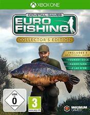 Microsoft Xbox - One XBONE Spiel Euro Fishing