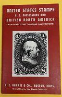 U.S. &. Possessions, & B.N.A., H.E. Harris & Co., Boston, Circa 1940 Price List