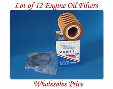 12  Oil Filter  GROUP7  MADE IN GERMANY For BMW 545i 645Ci 745i 745Li X5 ALPINA