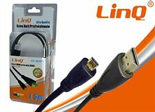 HD HDMI a Mini HDMI cavo a C spina 1080 HD TV ADATTATORE 1,5 m linq hd-mi5pb