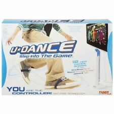 NEW 2008 TIGER U DANCE STEP INTO THE GAME MOTION SENSE MUSIC DANCE TV VIDEO GAME