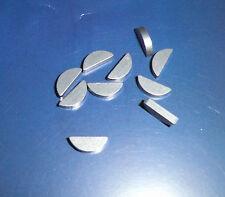 10 Stück Scheibenfeder Halbmond 2x3,7 passend für KR51 S50 S51 S53 S70 SR2