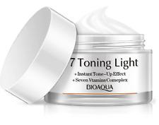 BIOAQUA+ V7 Toning Light Vitamin Brightening Whitening Day & Night BB Cream