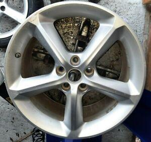 "(1) Saturn Sky 18"" Brushed Aluminum Wheel 5 Lug Rim - #20"