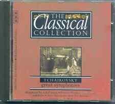 TCHAIKOVSKY: SYMPHONY No 4 + ROMEO & JULIET ETC/ ALFRED SCHOLZ / LAWRENCE SIEGEL
