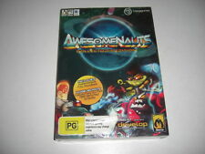 AWESOMENAUTS Collector's Edition Pc Cd Rom NEW & SEALED - FAST DISPATCH